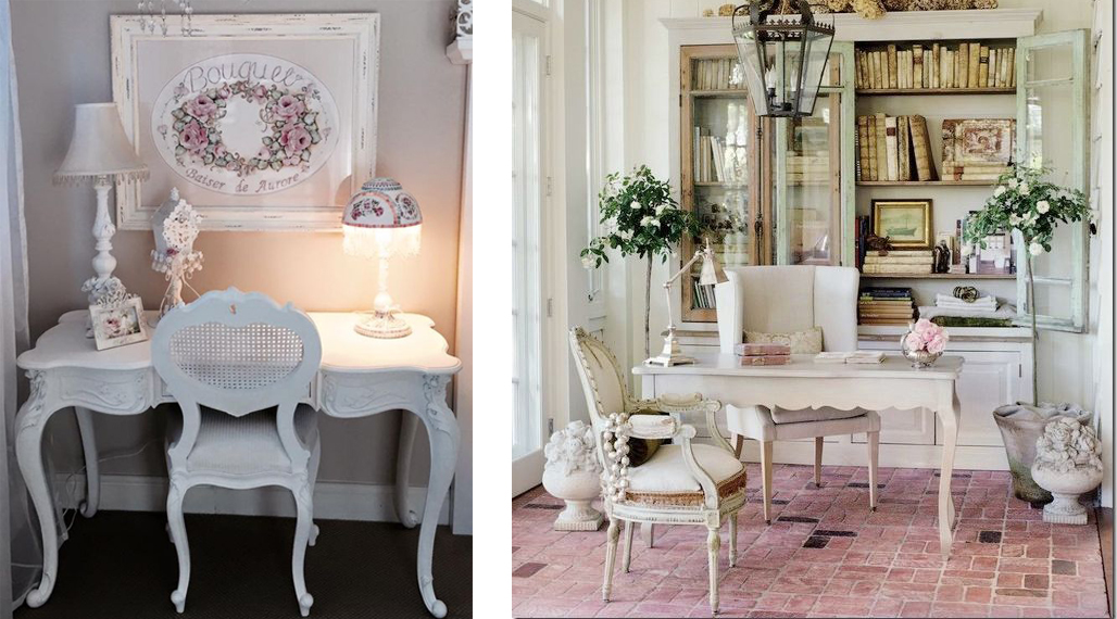 Good From Shabby Chic Study Areas To Luxurious French Provincial Office Spaces  And Everything In Between, Here Are A Few Of Our Favourite French Inspired  Home ...